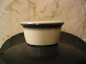 McNicol Custard Cup