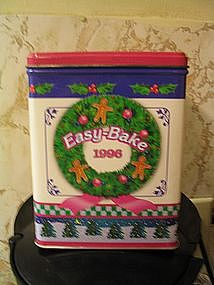 Easy Bake Oven Tin