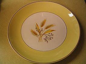 Century Service Autumn Gold Plate