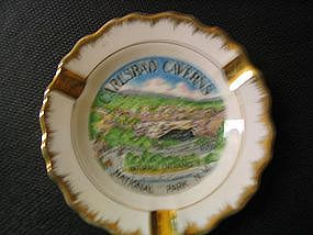 Carlsbad Caverns Ashtray