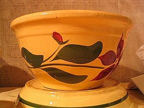 Watt Pottery Starflower  Bowl