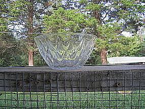 Diamond Pattern Bowl