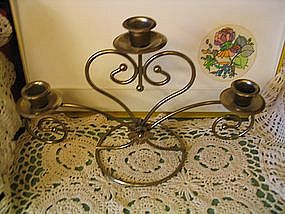 Home Interior Candelabrum