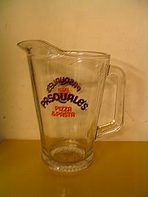 Pasquale's Pizza Pitcher