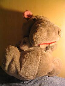 Anva Hippopotamus Puppet