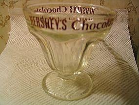 Hershey's Chocolate Sundae Dish