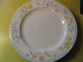 Excel China Garden Bouquet Plate