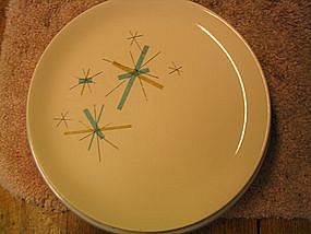 Salem China North Star Plate