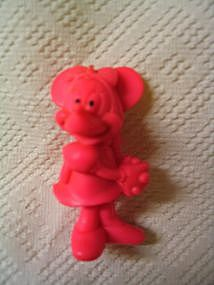 Vintage Minnie Mouse Figure