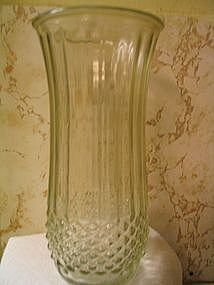 Hoosier Diamond Point Vase