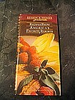 Benson & Hedges Recipes from America's Resorts