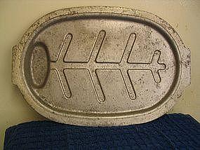 Vintage Meat Platter