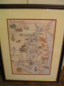Chesapeake Bay Print