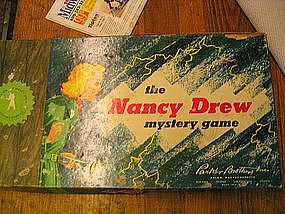 Vintage Nancy Drew Game