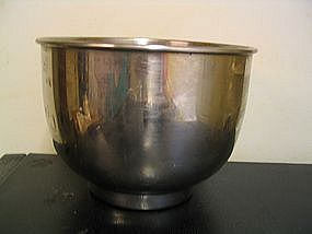 Stainless Steel Sunbeam Bowl