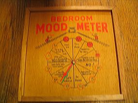 Bedroom Mood Meter