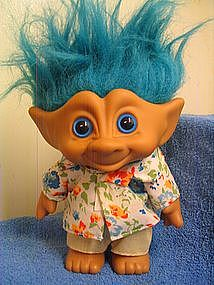 Ace Novelty Troll Doll