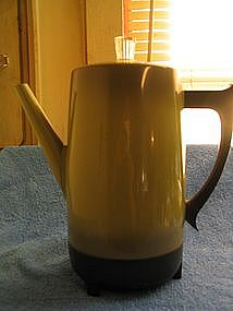 West Bend Avocado Coffee Pot