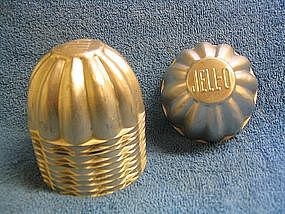 Vintage Jello Molds
