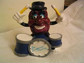 California Raisin Drummer