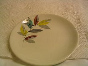 Caribe China Plate