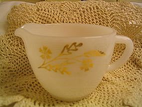 Federal Meadow Gold Creamer