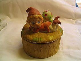 Homco Elf Box