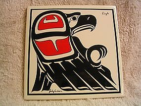 Jody Wilson Eagle Tile