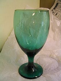 Libbey  Goblet