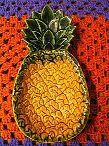 Vintage Pineapple Dish