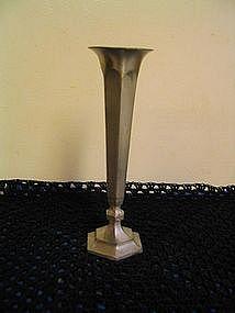 Leonard Pewter Vase