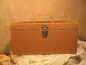 Vintage Cosmetic Case  UNAVAILABLE
