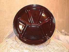 Vintage Fondue Plate