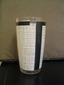 Bartlett Collins Burlap Glass