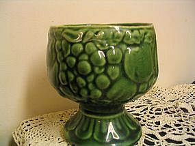 Pottery Fruit Vase