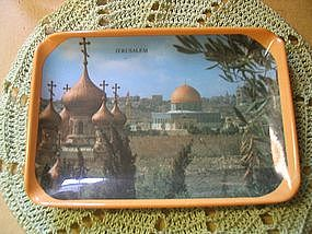 Melebel Jerusalem Tray