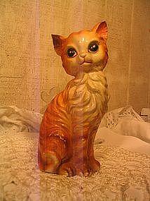Ginger Cat Figurine