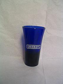 Smirnoff Shot Glass