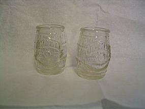 Jim Beam Shot Glass