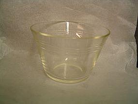 Vintage Pyrex Custard Cup