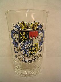 Bayern Shot Glass