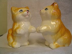 Kitten Salt & Pepper Shakers