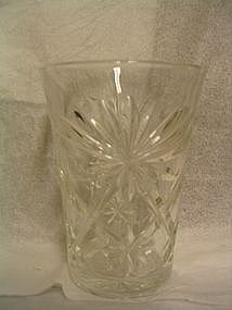 Anchor Hocking Prescut Glass