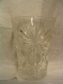 Anchor Hocking Prescut Glass