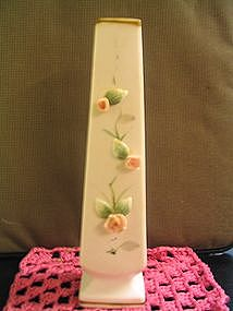Vintage Vase Pink Roses