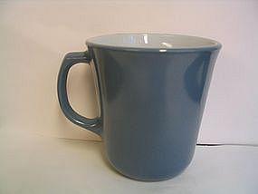 Pyrex Blue Mug