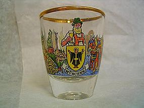 Munchen Shot Glass
