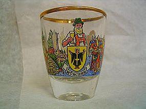 Munchen Shot Glass