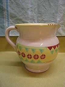 Lamas Pottery Pitcher