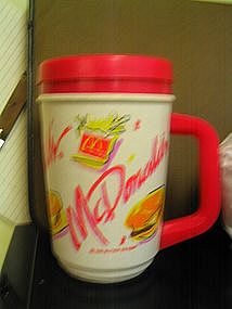 McDonald's Thermal Mug